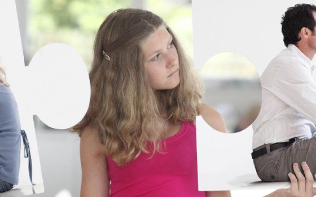 Come comunicare la separazione ai figli